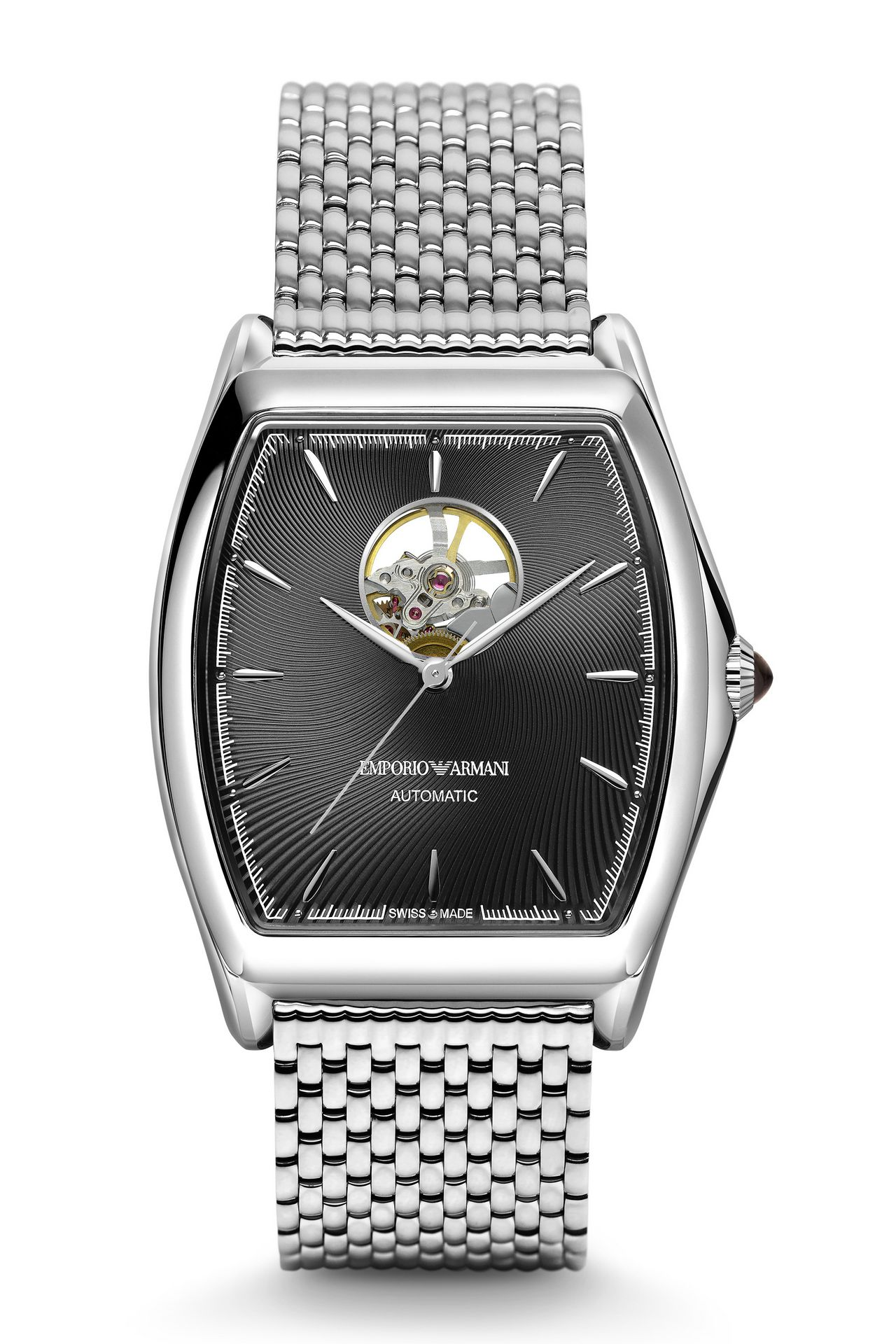 EA SWISS MADE CLASSIC WATCH : SWISS MADE WATCHES Men by Armani - 0