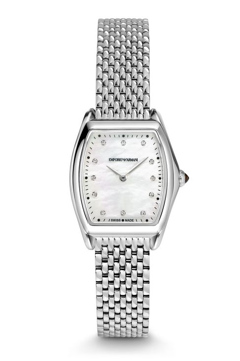 EA SWISS MADE CLASSIC WATCH : SWISS MADE WATCHES Women by Armani - 1