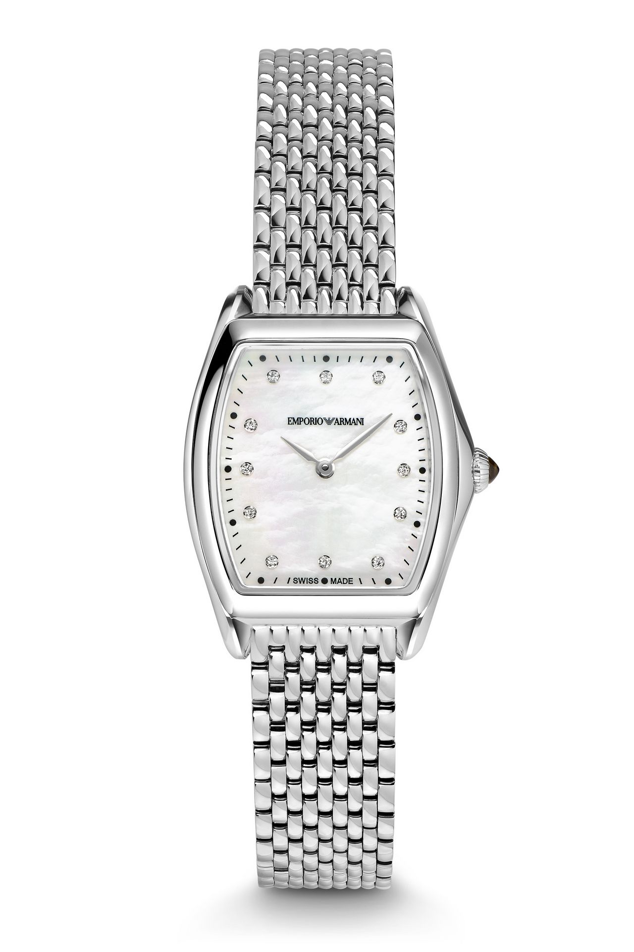 EA SWISS MADE CLASSIC WATCH : SWISS MADE WATCHES Women by Armani - 0