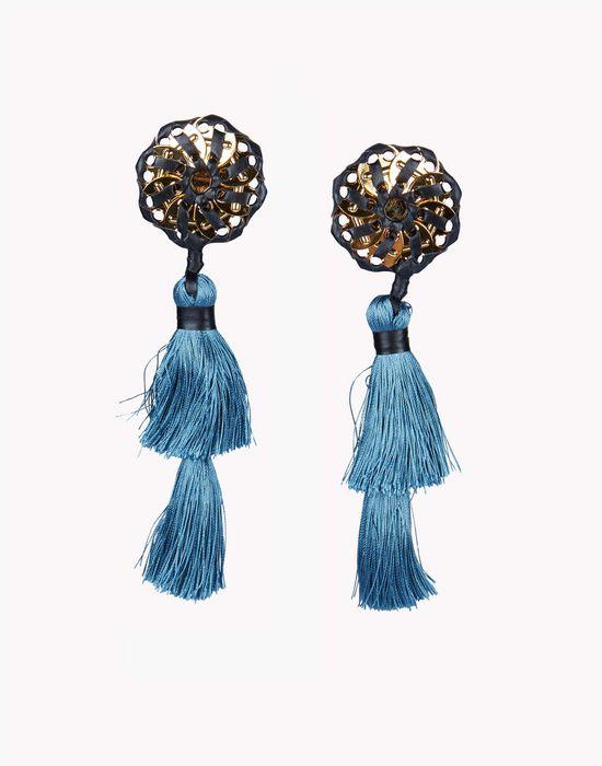 samurai earrings jewels Woman Dsquared2