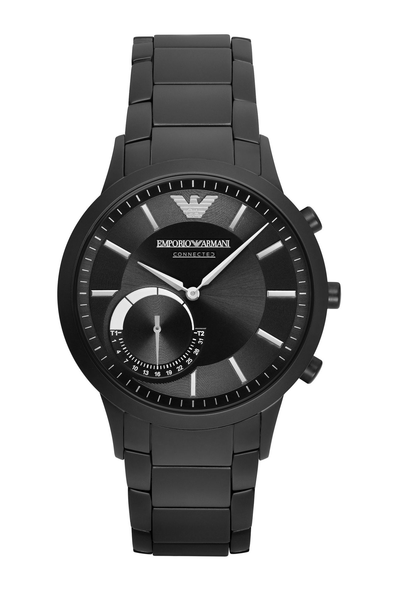emporio armani men s watches swiss smartwatches quartz armani ea connected watches men ea connected watch