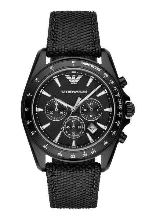 QUARTZ CRONOGRAPH WATCH: Watches Men by Armani - 1