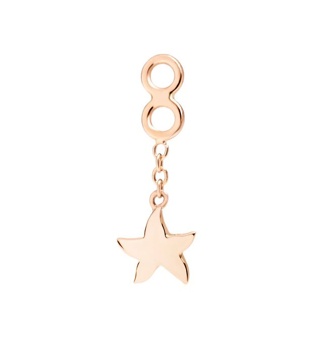 1 STARFISH EARRING JACKET