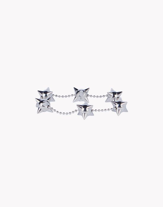 spiked chain armlet jewels Woman Dsquared2