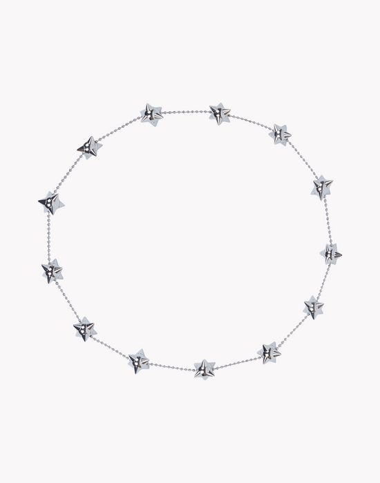 piercing spiked necklace jewels Woman Dsquared2