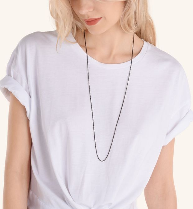 DODO Onesize necklace E Safety Pin Necklace a