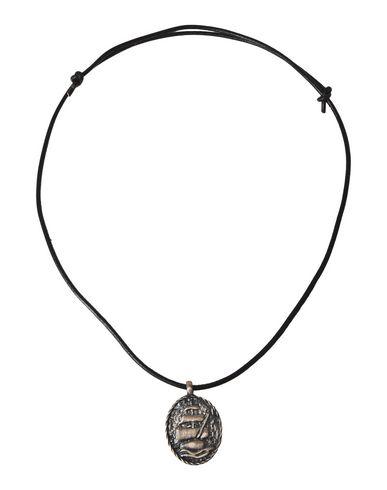 Ожерелье FIRST PEOPLE. Цвет: свинцово-серый