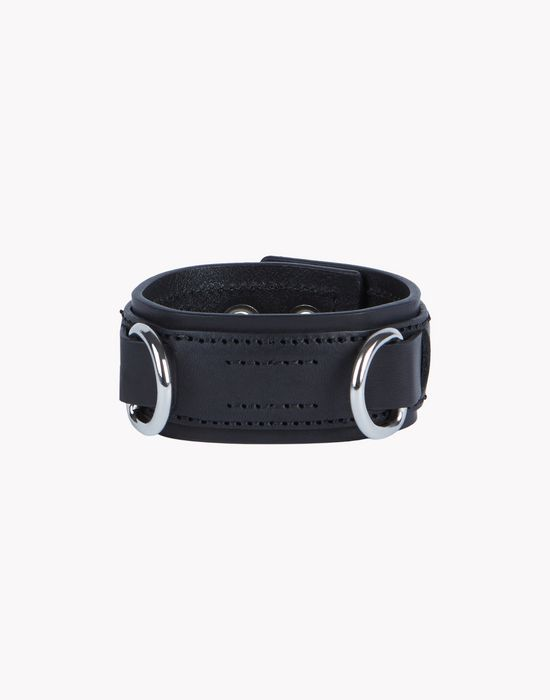 leather armlet jewels Man Dsquared2
