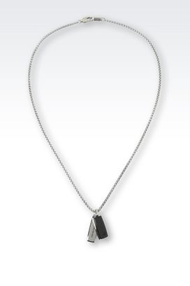 Armani Necklace Men jewelry