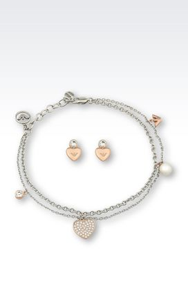 Armani Jewelry sets Women jewelry