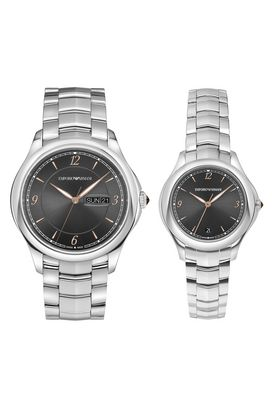 Armani SWISS MADE WATCHES Men swiss watch gift set made for him and her