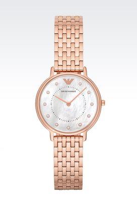 Armani Watches Women fashion watches