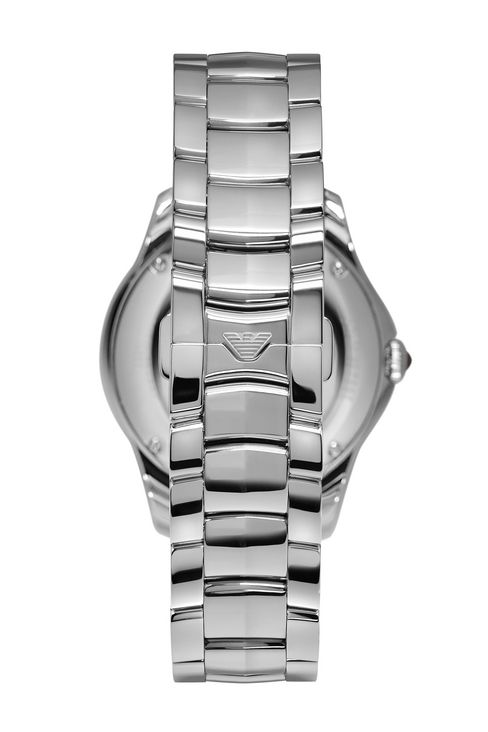 SWISS MADE STAINLESS STEEL WATCH: SWISS MADE WATCHES Men by Armani - 2