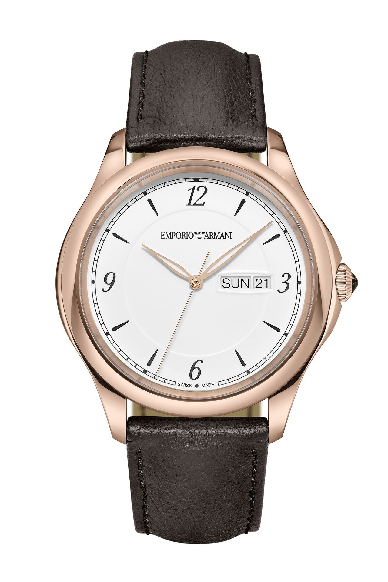SWISS MADE WATCHES: SWISS MADE WATCHES Men by Armani - 0