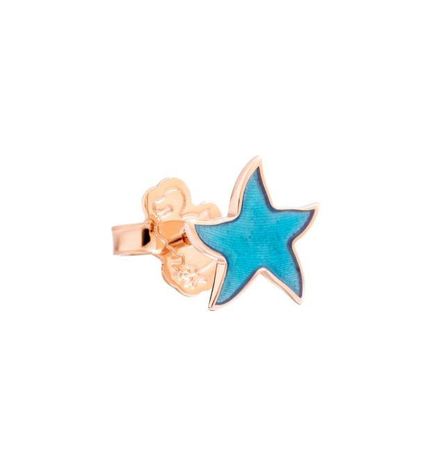 DODO Earrings E 1 star stud earring f