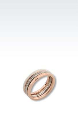 Armani Rings Women jewelry