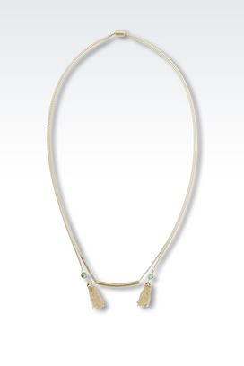 Armani Necklace Women jewelry