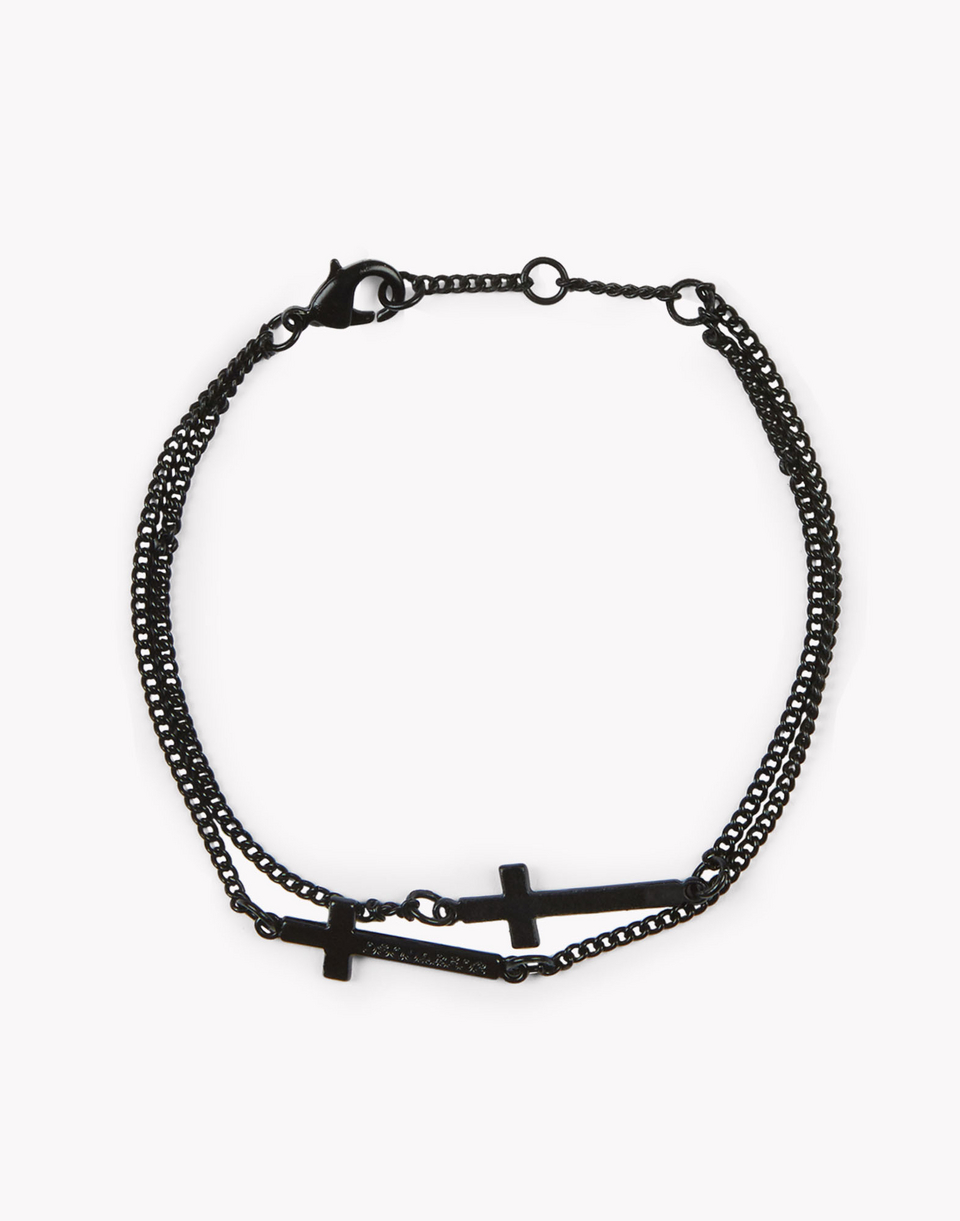 cross bracelet jewels Man Dsquared2