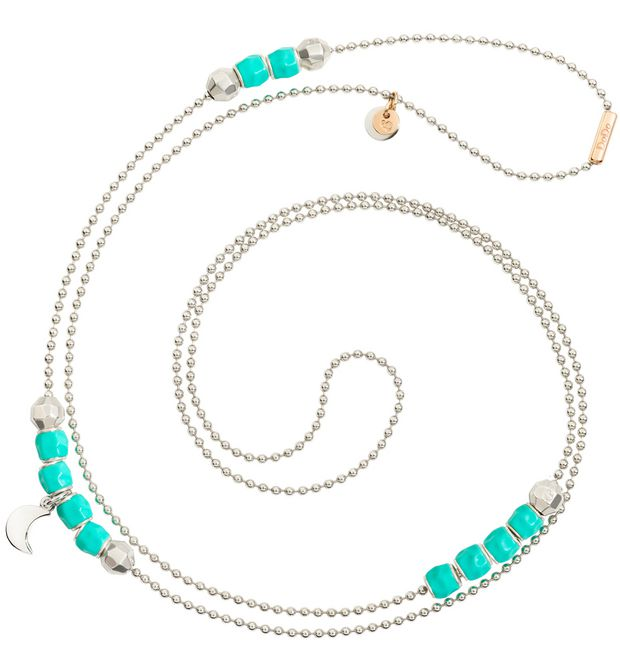 DODO Onesize necklace E Moon and sea necklace f