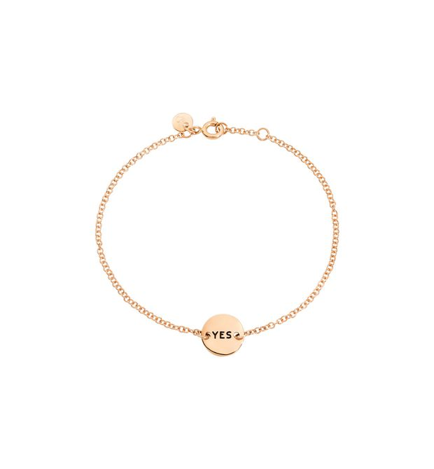 DODO Bracelet E Bracelet in Rose Gold f