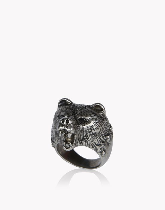 dc bear ring jewels Man Dsquared2