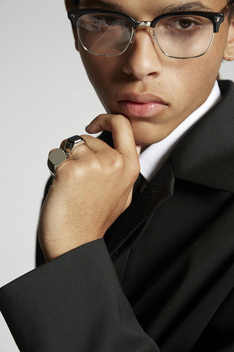 classic ring bijoux Homme Dsquared2