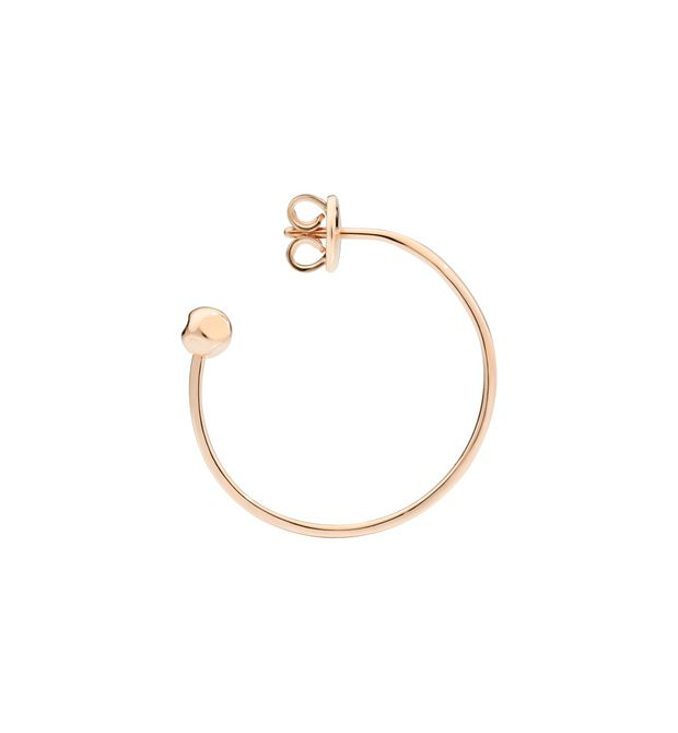 DODO Earrings E Hoop earring f