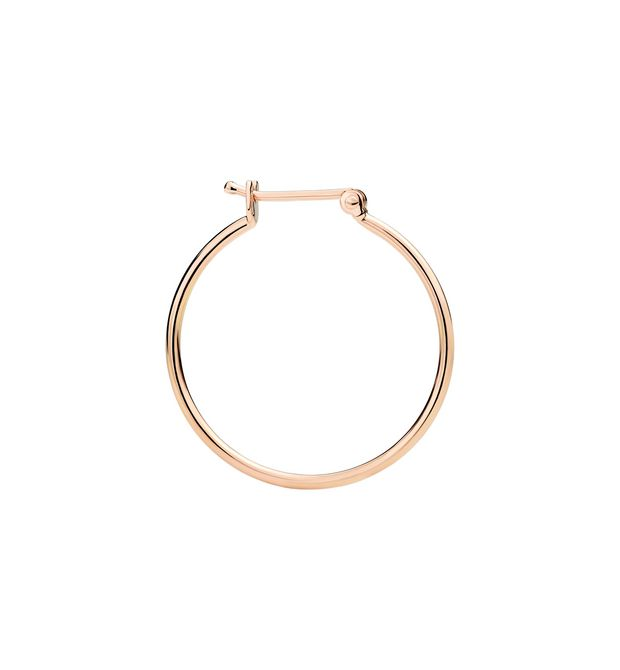 1 Large hoop Earring