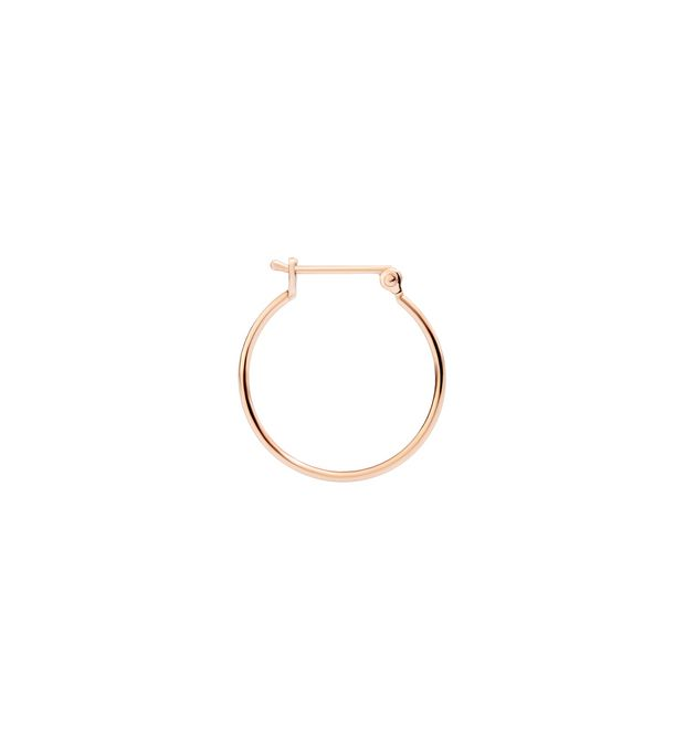 DODO Onesize necklace E Lightweight Rose Gold Chain Bracelet  f