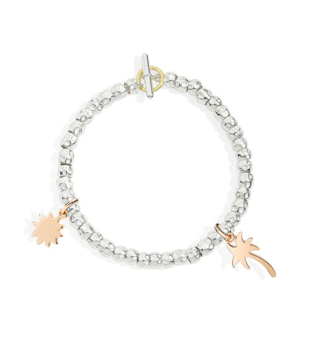 DODO Bracelet E Bracelet kit with peace symbol and starfish f