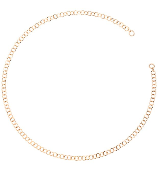 Light Rose Gold Chain