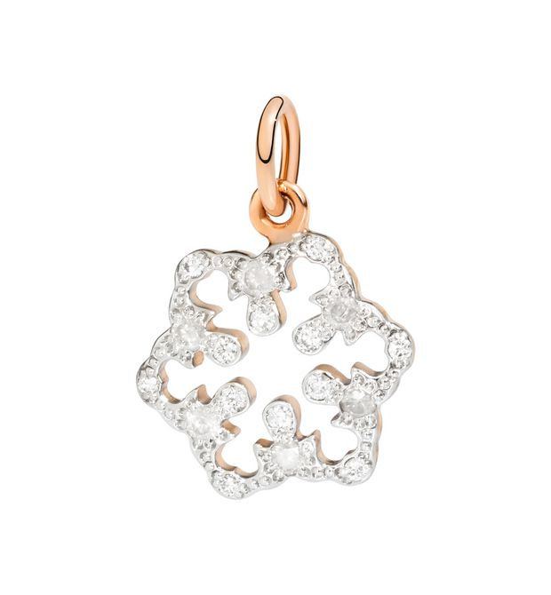 DODO Charms E Flocon de neige  f
