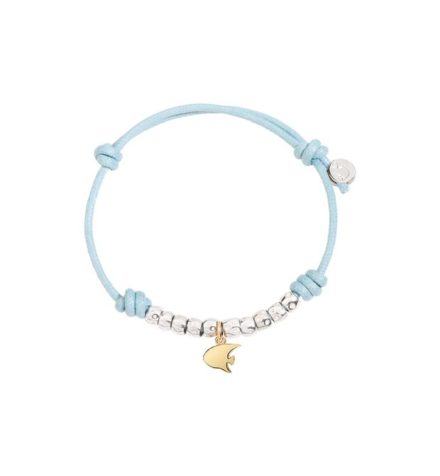 DODO Bracelet E Bracelet with beads and enameled star f