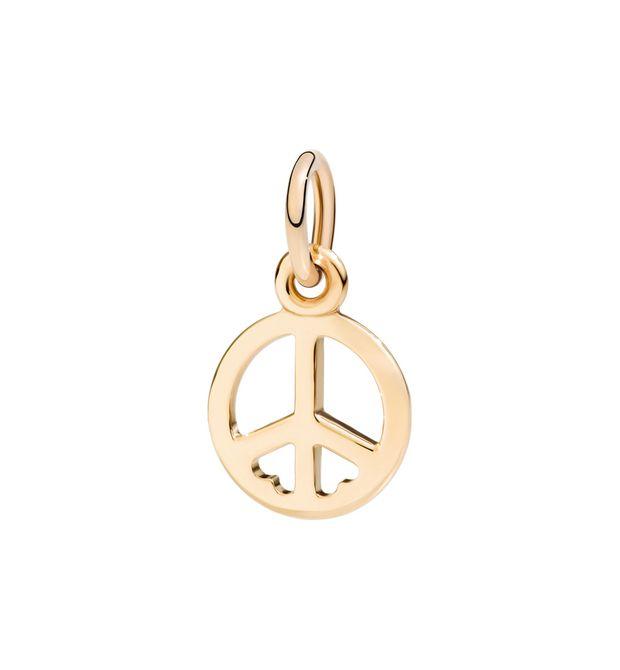 DODO Charms E Peace Symbol  f