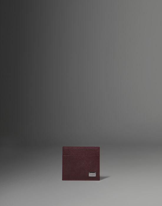 CREDIT CARD HOLDER - Credit card holders - Dolce&Gabbana - Winter 2016