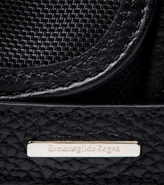 ERMENEGILDO ZEGNA: Beauty case Nero - 51117423VN