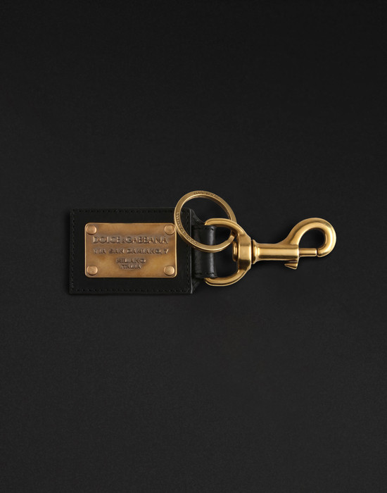 Steel key ring - Key rings - Dolce&Gabbana - Summer 2016
