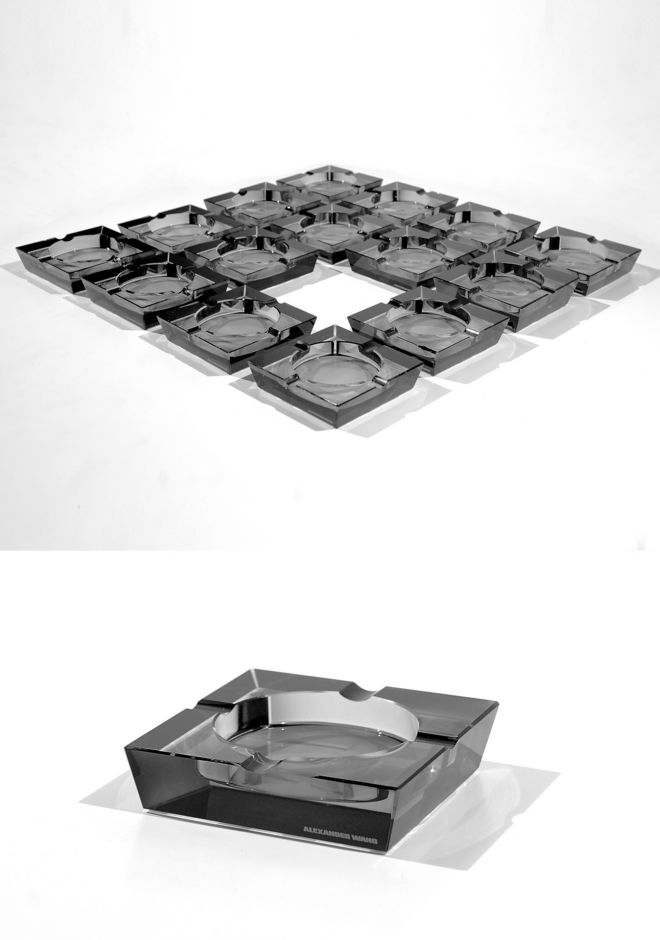 ALEXANDER WANG ASHTRAY ASHTRAY Adult 12_n_e