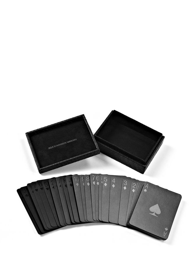 ALEXANDER WANG PLAYING CARDS PLAYING CARD Adult 12_n_e