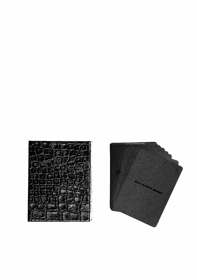 ALEXANDER WANG PLAYING CARDS PLAYING CARD Adult 12_n_f