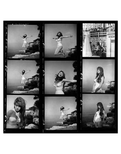 MAGNUM PHOTOS - Contact Sheet