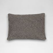 Intrecciato Linen Rectangular Pillow - Pillow and blanket - BOTTEGA VENETA - PE13 - 235