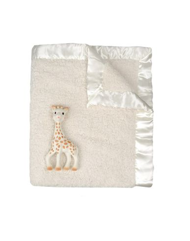 SOPHIE LA GIRAFE - Baby blanket