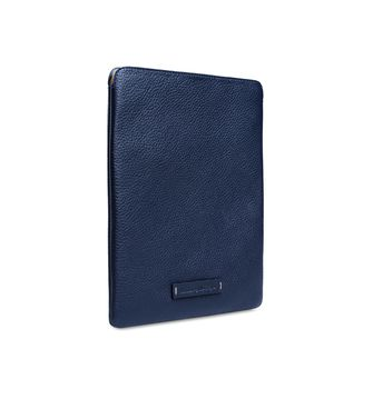 ERMENEGILDO ZEGNA: Digital case Blue - 51118173JL