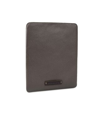 ERMENEGILDO ZEGNA: Digital case Blue - Grey - 51118173xt