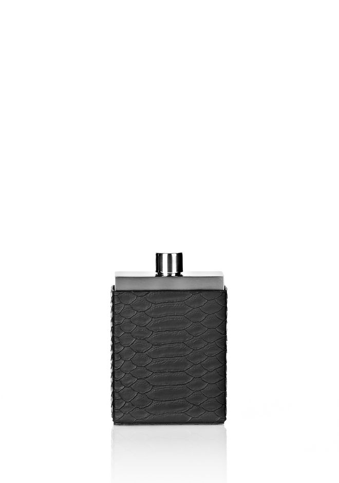 ALEXANDER WANG FLASK WITH EMBOSSED CASE HIP FLASK Adult 12_n_f