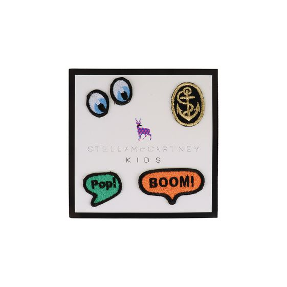 Stella McCartney, Bump badges