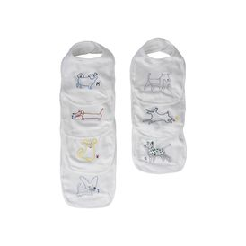 STELLA McCARTNEY KIDS, Regalo, Set Bavaglini Teddie