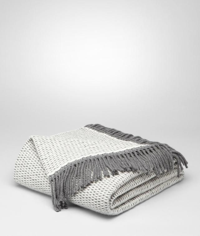 Ivory Cashmere Blanket