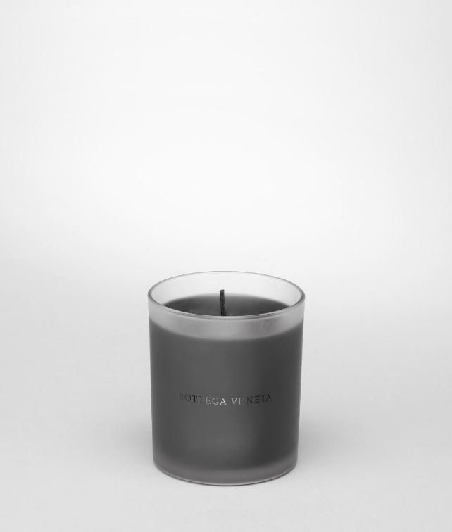 Frosted Glass Boisé Candle